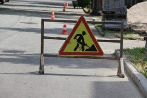 В Запорожье продолжают ремонтировать тротуары - ФОТО