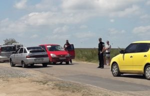 На запорожском курорте таксист насмерть сбил 17-летнюю девушку - ФОТО