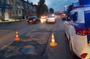На курорте Запорожской области водитель сбил человека на пешеходном переходе – ФОТО