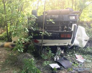 В полиции прокомментировали смертельное ДТП с военными под Запорожьем - ФОТО