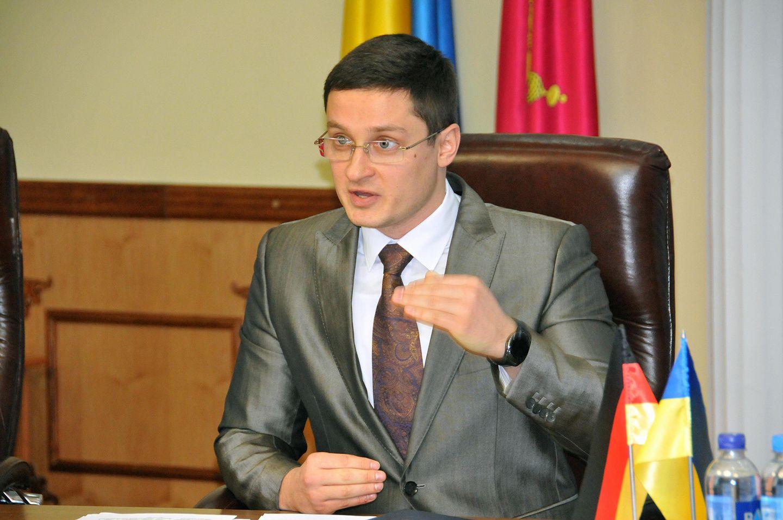 Владислав Марченко после скандала с «Угандой» стал уполномоченным лицом в Запорожском облсовете по вопросам гендерного равенства