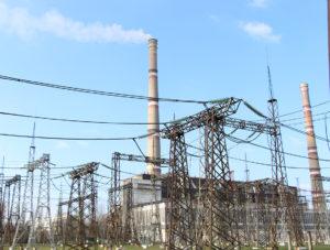 На Запорожской ТЭС ликвидировали возгорание трансформатора - ВИДЕО