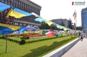 Парад, выставка военной техники и концерт с Веркой Сердючкой: как в Запорожье будут праздновать День независимости