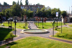 Экс-кандидат в депутаты получит 1,3 миллиона гривен на строительство сквера в курортном Бердянске