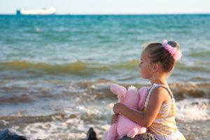 В Кирилловке 6-летняя девочка пошла купаться и пропала