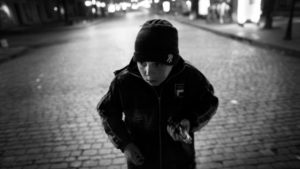 В Запорожье оперативно нашли пропавшего ребенка - ФОТО
