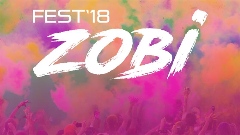 В Запорожье состоится молодежный фестиваль «ZobiFest»