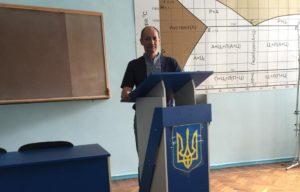 В Запорожье экс-глава ячейки социалистической партии намерен возглавить областной Госгеокадастр