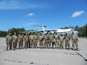 Мелитопольские летчики представили Украину на международном авиационном показе в Великобритании - ФОТО, ВИДЕО