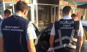 В Запорожской области заммэра задержали на крупной взятке - ФОТО