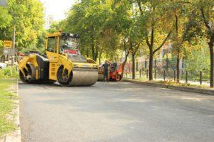 В центре Запорожья завершается ремонт дороги по улице Фортечной - ФОТО