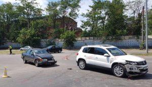 В Запорожской области женщина-водитель спровоцировала ДТП - ФОТО