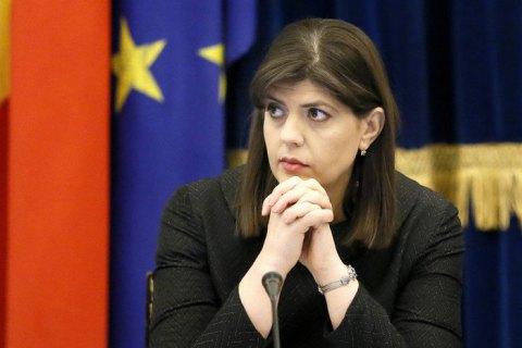 В Румынии уволили антикоррупционного прокурора Лауру Кьовеши