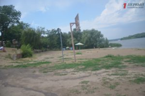 Жители Кичкаса не раньше, чем через два года смогут увидеть новый пляж - ФОТО