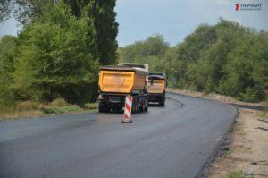 Продолжается ремонт трассы «Запорожье – Мариуполь»: губернатор области проверил выполнение работ - ФОТО, ВИДЕО