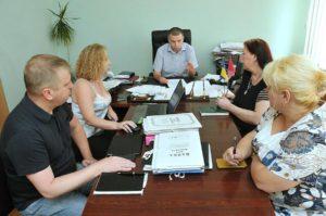 В Запорожском областном совете выделили два миллиона гривен на микрогранты для ОСББ Токмака