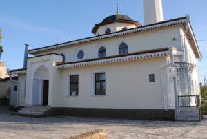 В Запорожье в парке Пушкина намерены построить мечеть для мусульманской общины