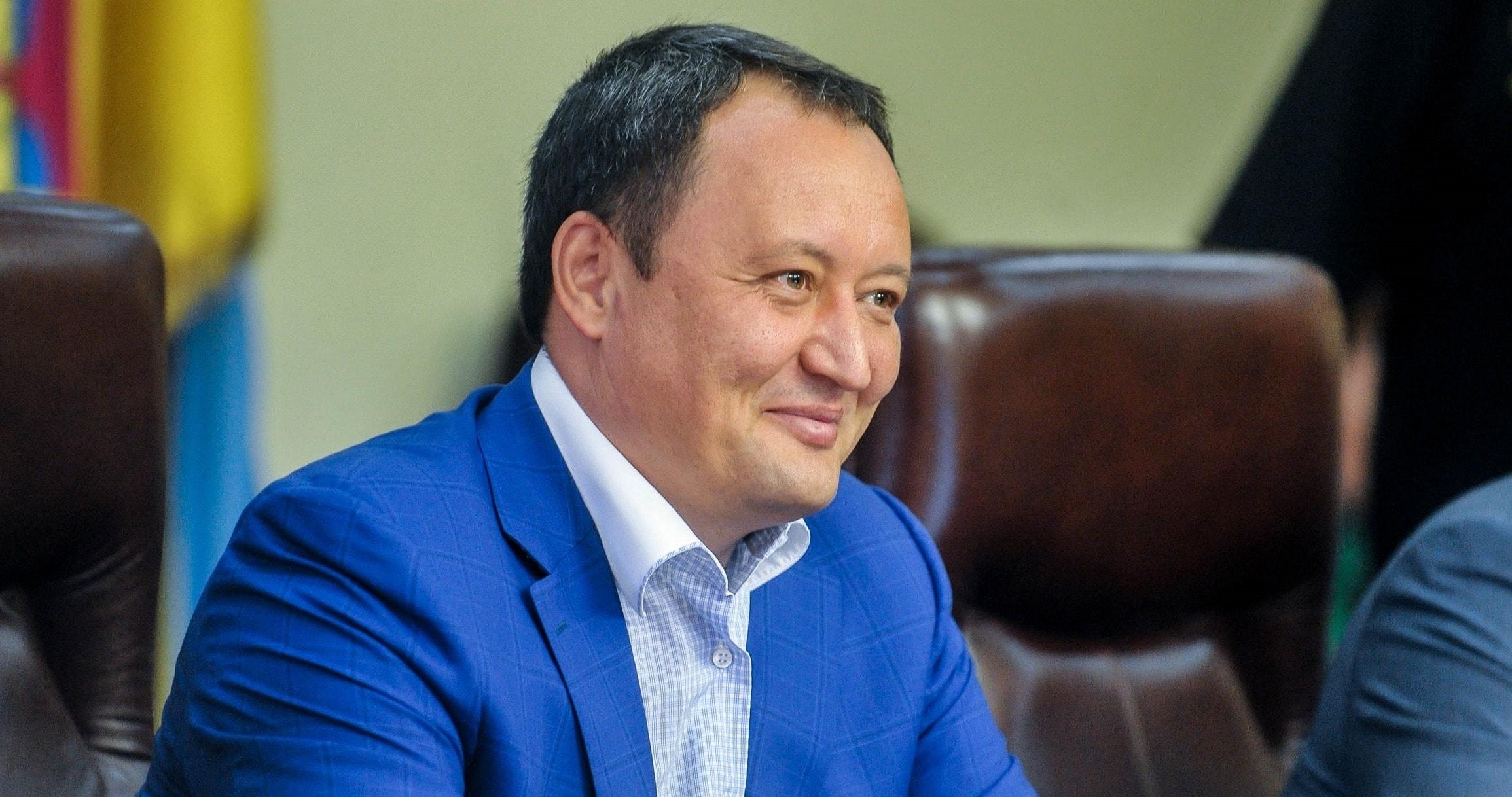 Константин Брыль вошел в топ-3 председателей ОГА с самыми высокими доходами