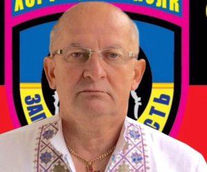 В Запорожье набирает оборот сбор подписей с целью лишить скандального адмирала-академика почетного звания