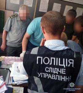 В Запорожье преподаватель ВУЗа требовал у студента взятку за отметку в «зачетке» - ФОТО