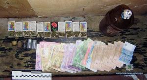 Житель Запорожской области сбывал наркотики в спичечных коробках – ФОТО