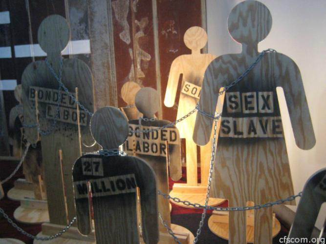 В Запорожье ко Дню противодействия торговли людьми пройдет информационная акция «Лабиринт возможностей»