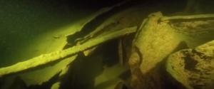 В Запорожье обнаружили в глубинах Днепра затонувшие суда времен Второй мировой войны – ФОТО, ВИДЕО