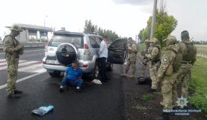 В Запорожье задержали лже-чиновника из Администрации Президента, который похитил 21-летнего парня