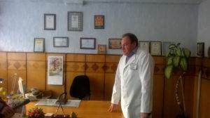 Бессменный главврач санатория «Бердянский» увольняется с занимаемой должности
