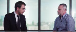 Запорожский бизнесмен Евгений Черняк расспросил министра инфраструктуры про Hyperloop, строительство дорог и коррупцию - ВИДЕО
