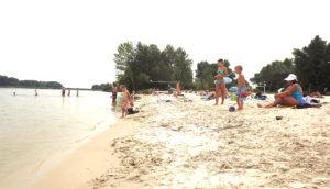 На каком пляже в Запорожской области опасно купаться