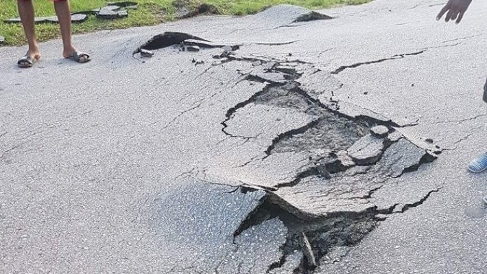 В Венесуэле произошло мощное землетрясение