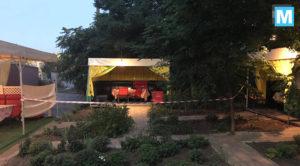 В Запорожской области в ночном клубе на столике обнаружили гранату: посетителей эвакуировали - ФОТО