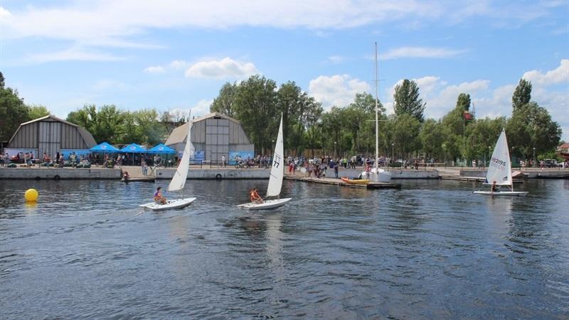 День знаний: в Запорожье в городском яхт-клубе состоится праздник для школьников