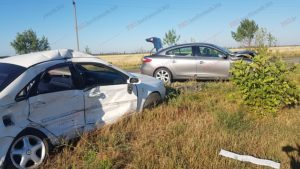 Смертельное ДТП в Запорожской области: автомобиль «Chevrolet» на большой скорости вылетел на встречку - ФОТО