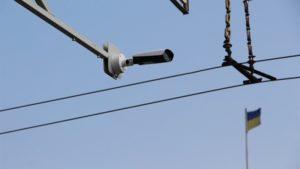 Безопасный город: на площади Фестивальной установили камеры наблюдения - ФОТО