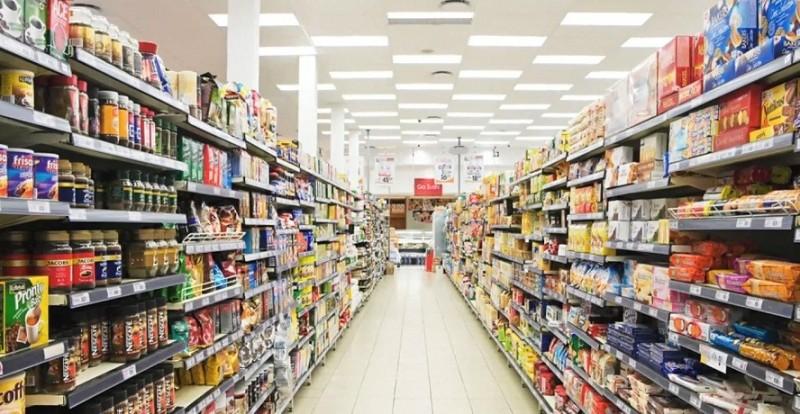 В Запорожье житель Туркменистана украл из супермаркета пакет продуктов