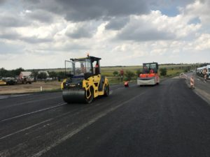 В Запорожской области продолжается ремонт