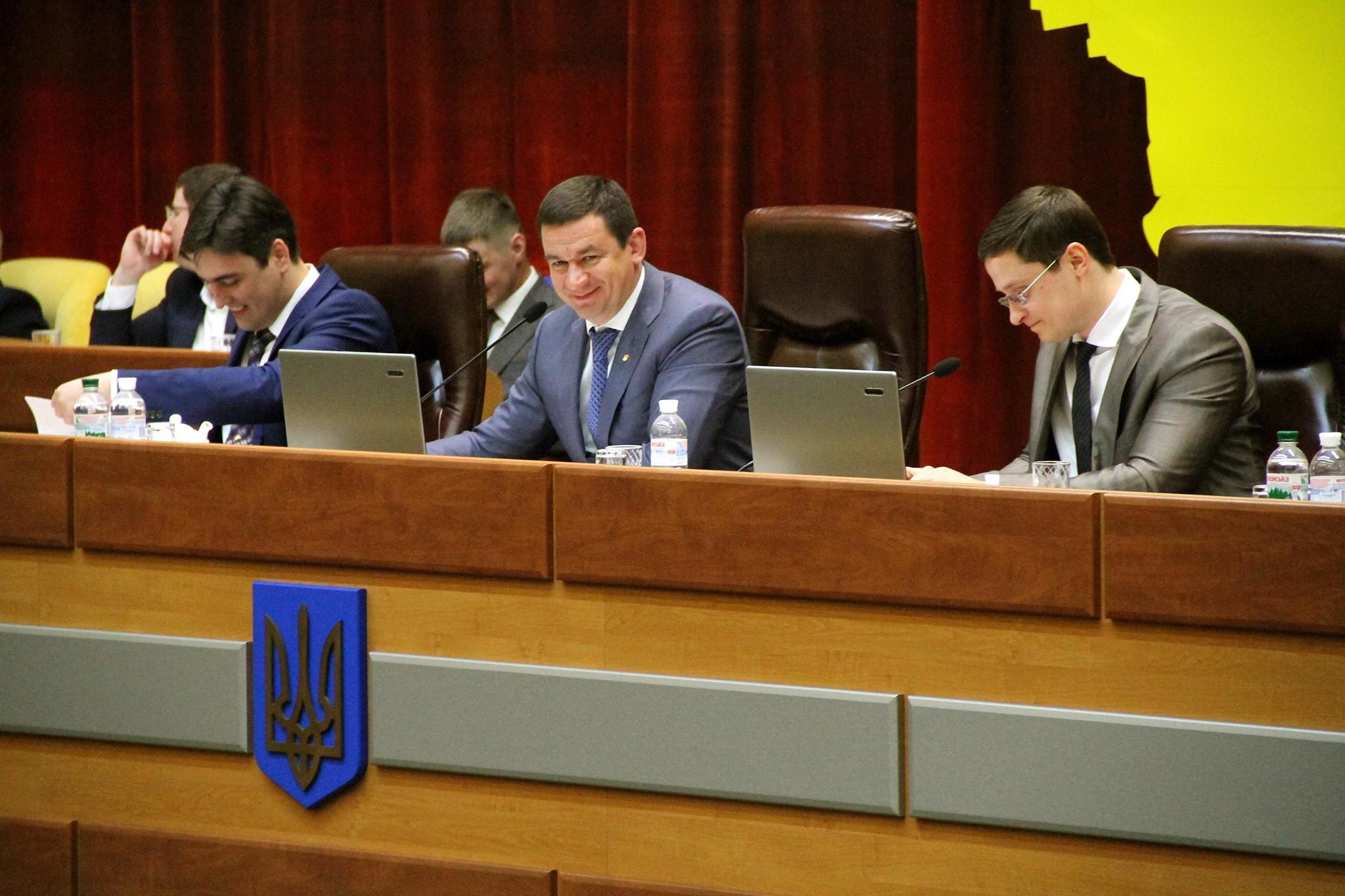В Запорожье перед стартом сессии областного совета намерены читать молитву