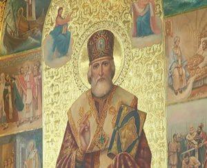 В Запорожскую область доставили частички мощей Святого Николая - ФОТО