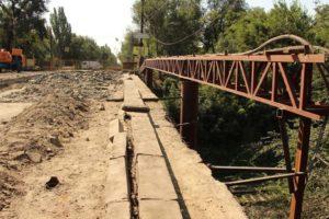 В Запорожье ремонтируют путепровод по улице Калибровой: что уже сделали - ФОТО