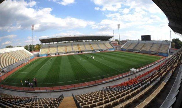 В Запорожье пройдут матчи молодежного чемпионата Европы по футболу