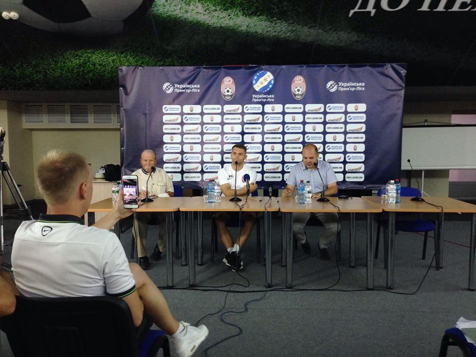 Александр Караваев: Наконец-то мы дождались того момента, что домашний матч будем играть в Запорожье