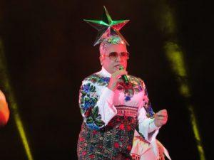 Жители Запорожья отметили День Независимости вместе с зажигательной Веркой Сердючкой – ФОТО, ВИДЕО