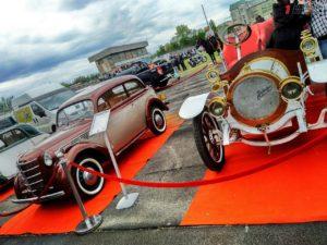 В Запорожье пройдет уникальный автомобильный ретрофестиваль