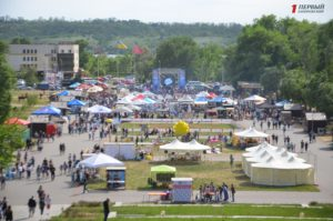 Запорожцев приглашают на фестиваль уличной еды