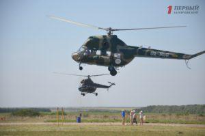В Запорожье наградили победителей чемпионата Украины по вертолетному спорту – ФОТО, ВИДЕО