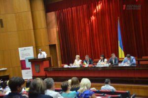 В Запорожье для представителей ОТГ провели семинар по использованию площадок для продажи объектов приватизации - ФОТО