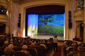 Поздравления, награждение и праздничный концерт: в Запорожье провели торжество ко Дню Независимости Украины - ФОТО, ВИДЕО