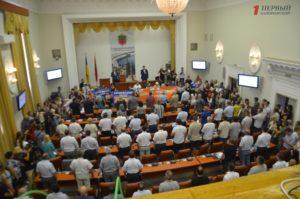 «Если будет решение суда, то депутаты разорвут договор с Кальцевым» - запорожский мэр ответил митингующим активистам